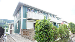 兵庫県神戸市北区谷上南町7丁目の賃貸アパートの外観