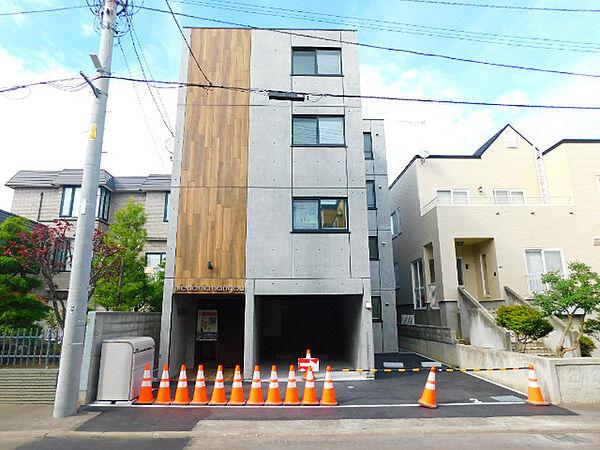 PreDonia南郷 2階の賃貸【北海道 / 札幌市白石区】