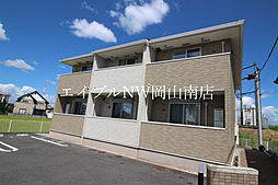 岡山電気軌道清輝橋線 清輝橋駅 4.3kmの賃貸アパート