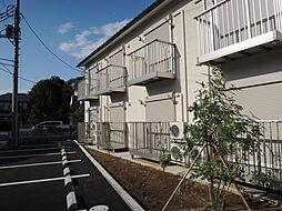 柚コーポ[103号室]の外観