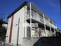 コーポサクマ[1階]の外観