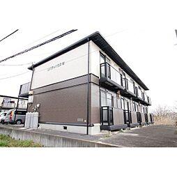 リバティーハウス桜B[1階]の外観