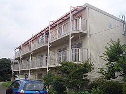 第2森田マンション[104号室]の外観