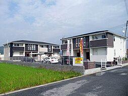 和歌山県和歌山市山口西の賃貸アパートの外観