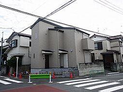 パークメゾン下井草[201号室]の外観