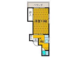 レミションビル[3階]の間取り