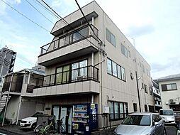 東京都立川市錦町2丁目の賃貸マンションの外観