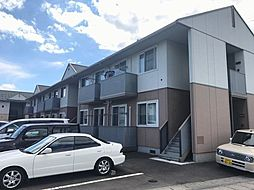 リトルタウンオオヤマA[102号室]の外観