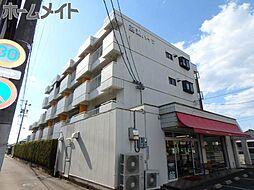 岐阜県関市弥生町3丁目の賃貸マンションの外観