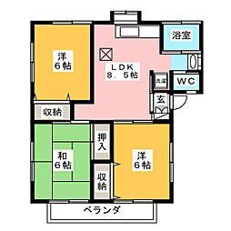 本鵠沼駅 8.5万円