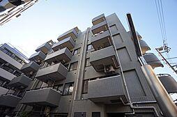 ベルメゾン二子[2階]の外観