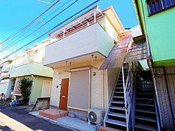 コーポ斉藤III[2階]の外観
