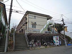 ハイツ・アマノA棟[203号室号室]の外観
