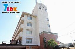 シャトー栄本[4階]の外観