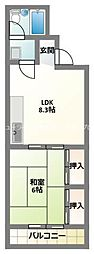 【敷金礼金0円!】京阪本線 寝屋川市駅 徒歩10分