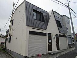 鳴海アパートI[1階]の外観