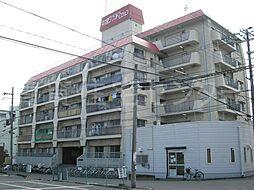 中之島グランドマンション601号[6階]の外観