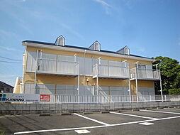 ソレイユ中野[103号室]の外観