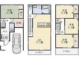 大阪市西成区松3丁目