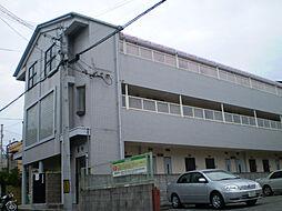 大阪府豊中市末広町2丁目の賃貸マンションの外観