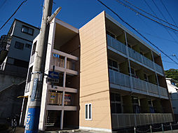 レオパレス熊野[1階]の外観