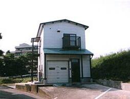 鷲田アパート[1号室]の外観
