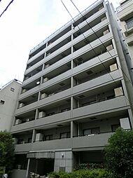 築地MKハウス[0102号室]の外観