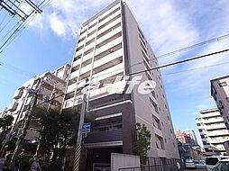 兵庫県神戸市中央区日暮通1の賃貸マンションの外観