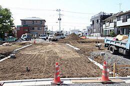 現地(2018年4月撮影)/西武池袋線「東久留米」駅バス7分
