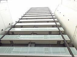 大阪府大阪市中央区博労町2丁目の賃貸マンションの外観