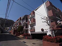 リバーサイド青谷[2階]の外観