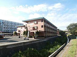 ル・マンA3番館[1階]の外観