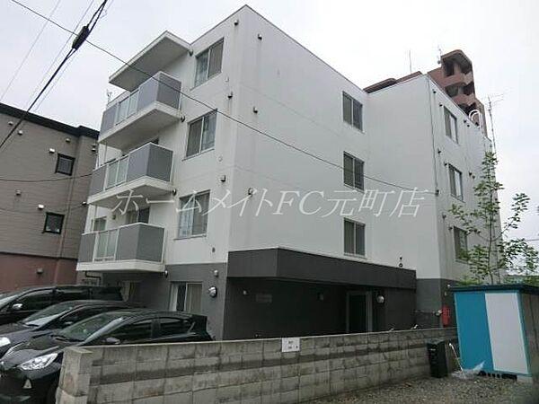 シーグリーン 3階の賃貸【北海道 / 札幌市東区】