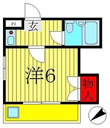 ジュネパレス松戸第48