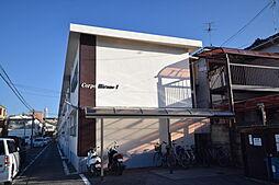 第1コーポ平野[210号室]の外観