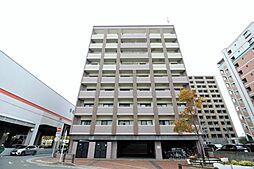 ピュアドームスタシオン箱崎[2階]の外観