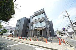 ラ コンフィアンス神戸[1階]の外観