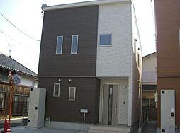 [一戸建] 滋賀県愛知郡愛荘町愛知川 の賃貸【/】の外観