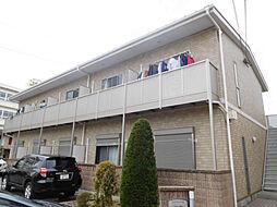 大阪府守口市梶町4丁目の賃貸アパートの外観