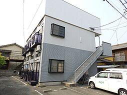 三重県松阪市末広町1丁目の賃貸アパートの外観