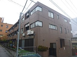 東京都八王子市子安町3丁目の賃貸マンションの外観