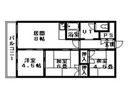 白石駅 5.8万円