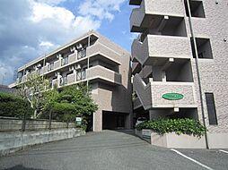 ウイングス学園通り N棟[2階]の外観