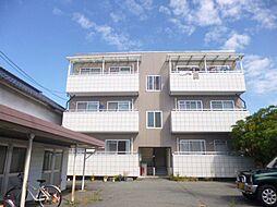 長野県長野市大字高田の賃貸マンションの外観