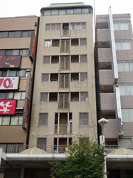 畑正ビル 6階の賃貸【広島県 / 広島市中区】