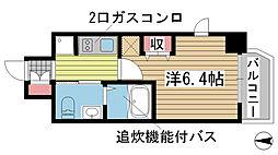 兵庫県神戸市兵庫区湊町3丁目の賃貸マンションの間取り