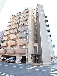 大阪府大阪市天王寺区大道3の賃貸マンションの外観