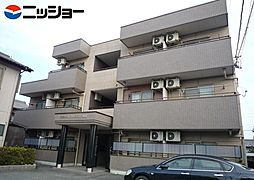 プラシードマンション明成[3階]の外観