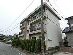 福岡県久留米市長門石5丁目の賃貸アパートの外観