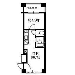 アシスト94[2階]の間取り